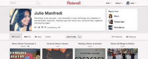 Julie2884's Pinterest Page